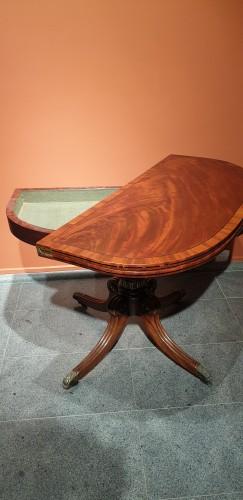 19th century - English folding table