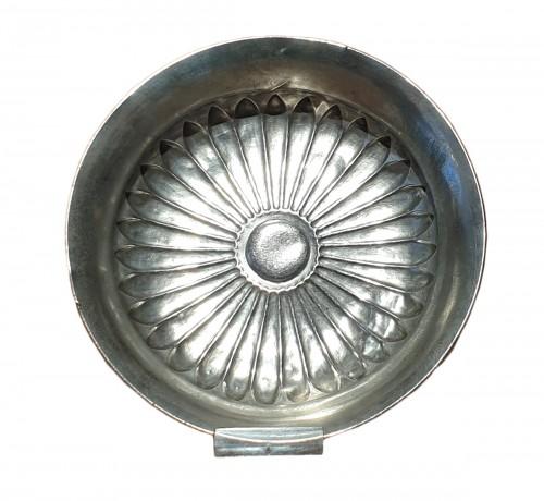 Achaemenid silver phiale - 5th century BC