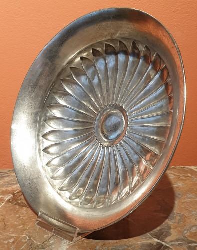 Achaemenid silver phiale - 5th century BC -