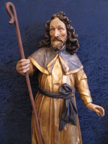 The good shepherd., 17th century - Religious Antiques Style