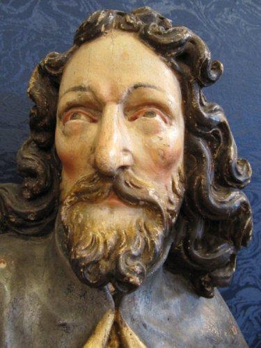 Religious Antiques  - The good shepherd., 17th century