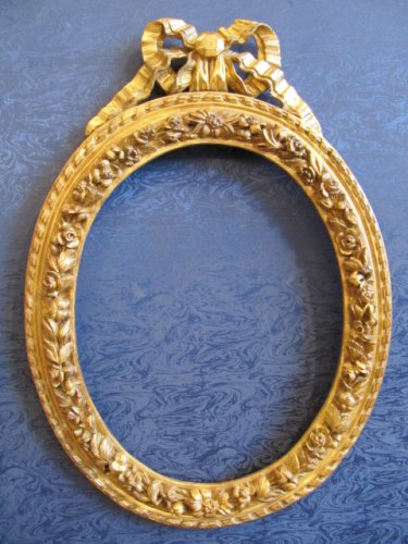 A louis xiv (1643-1715) period frame