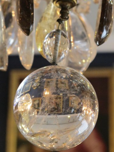 A louis xv style ormolu chandelier - Lighting Style