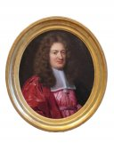 Portrait of Jean Antoine de Brion de la Barde