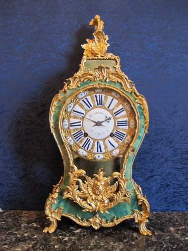 A louis xv period (1723-1774) bracket clock