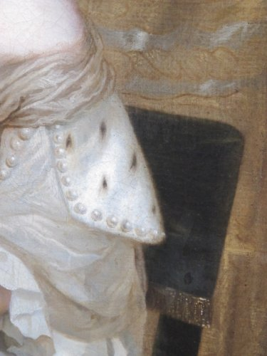 - Charles Beaubrun (1604 - 1694) - Portrait of Henrietta of England