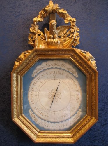 A 1st Empire period barometer
