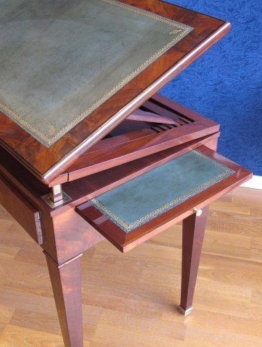 A Directoire architect table called à la Tronchin - Furniture Style Directoire