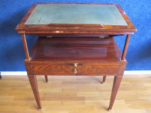 A Directoire architect table called à la Tronchin - Directoire