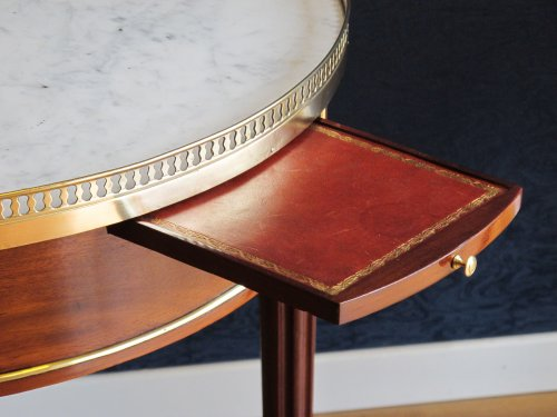 A Louis XVI period bouillotte table - Furniture Style Louis XVI