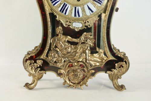 18th century - A Regence period (1715 - 1724) bracket clock.