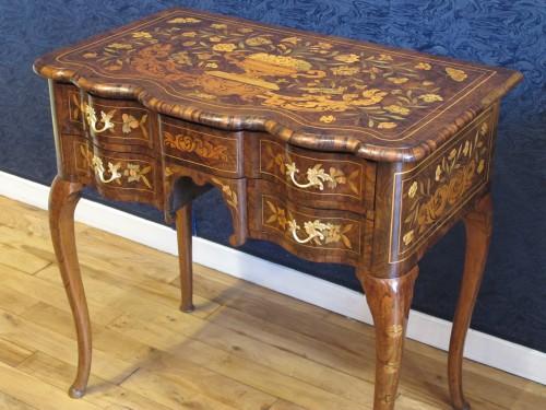 A Dutch writing desk, 18th century -