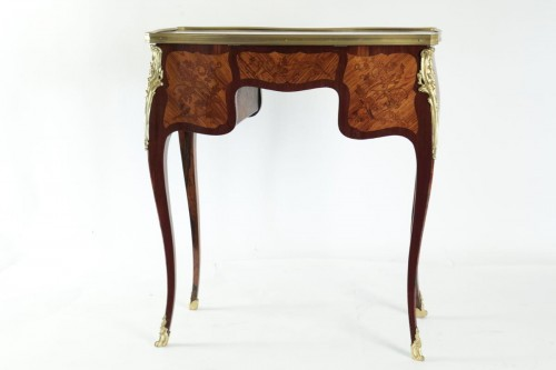 Antiquités - A Napoleon III period (1848 - 1870) bureau de dame.