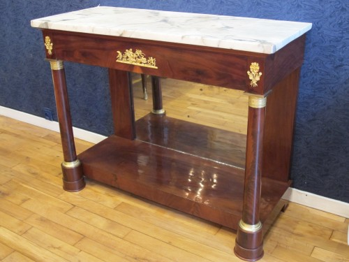 A 1st Empire period console table - Furniture Style Empire