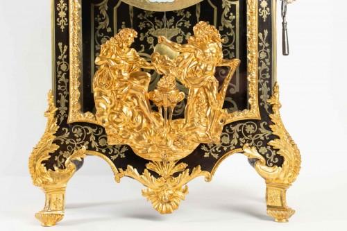 A Louis XIV bracket clock - Clocks Style Louis XIV