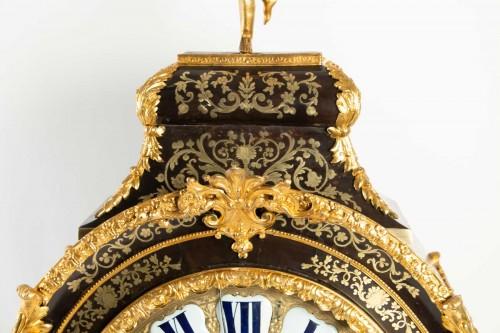 Clocks  - A Louis XIV bracket clock