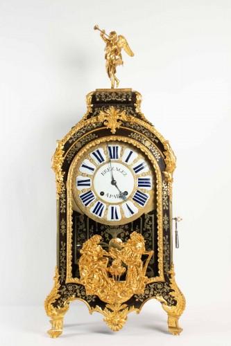 17th century - A Louis XIV bracket clock