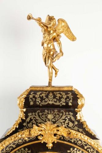 A Louis XIV bracket clock - Louis XIV