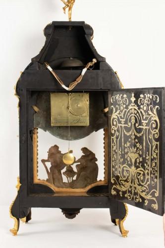 Antiquités - A Louis XIV bracket clock