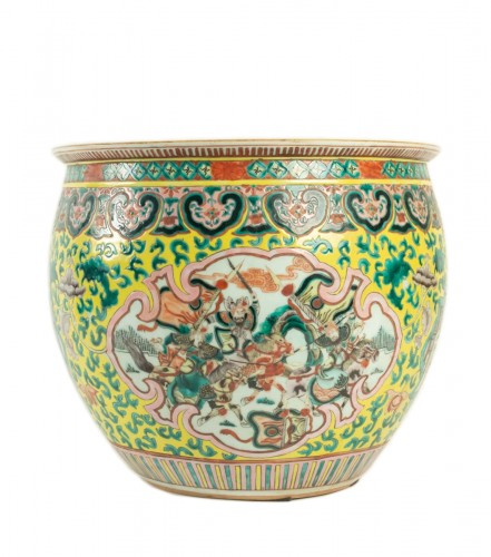 A Fishbowl, China, Qing dynasty