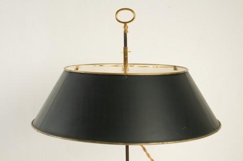 A bouillotte lamp -