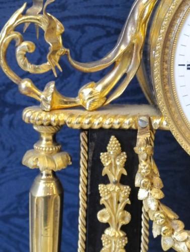 Clocks  - A Louis XVI portico clock
