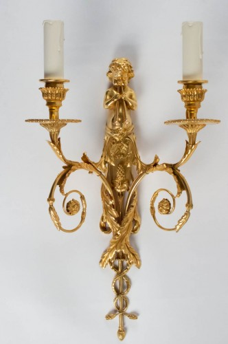 A Pair of wall lights  - Lighting Style