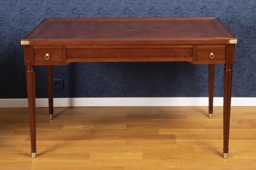 A Louis XVI period  tric-trac game table - Furniture Style Louis XVI