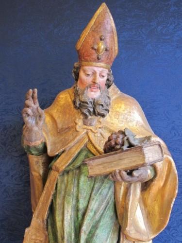 Saint Vincent, France 17th century - Sculpture Style