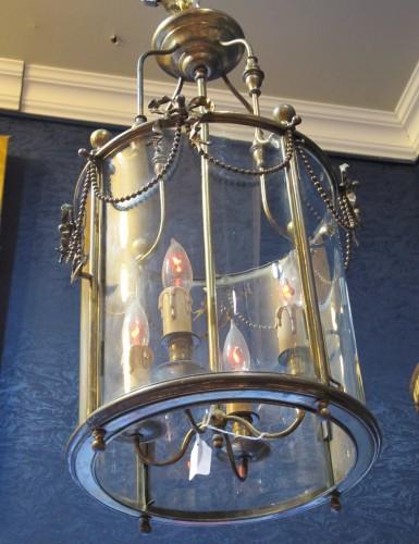 A Napoleon III lantern