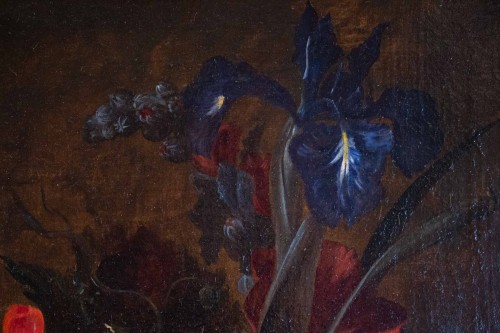 18th century - Flowers in a vase