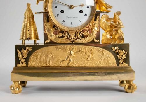A 1st Empire clock - Clocks Style Empire