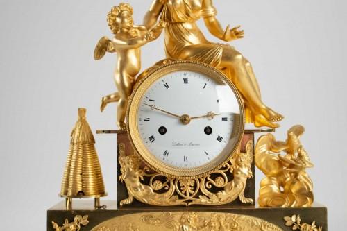 Clocks  - A 1st Empire clock