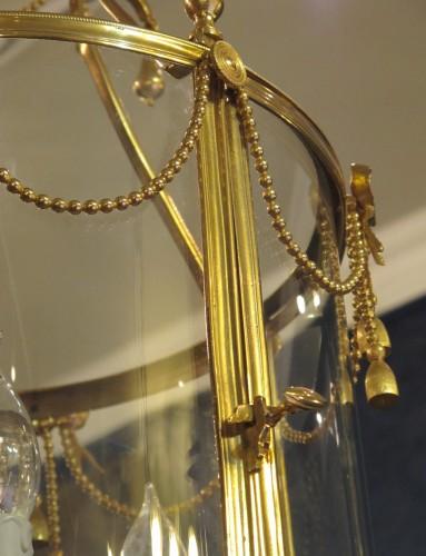 19th century - A Louis XVI style lanterne.