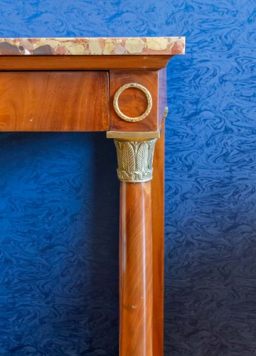 Furniture  - A 1st Empire console table