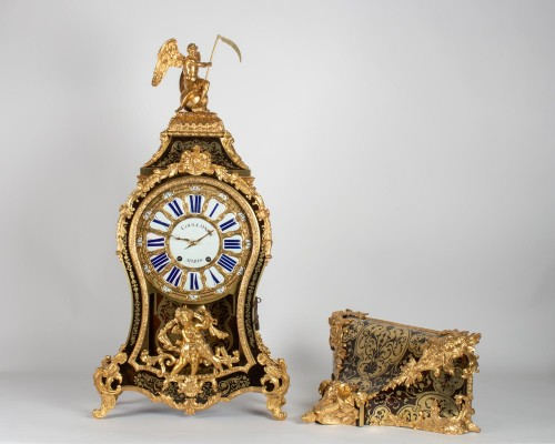 Clocks  - A Louis XVbracket clock