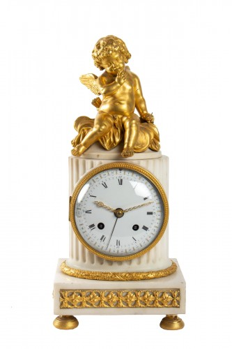 A Louis XVI clock