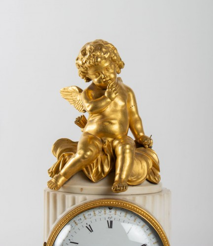 A Louis XVI clock - Clocks Style Louis XVI
