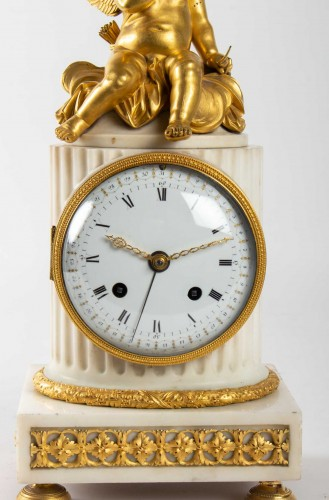 Clocks  - A Louis XVI clock