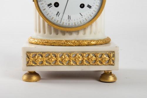A Louis XVI clock -