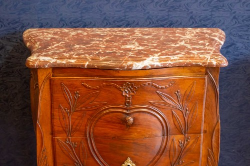 A Louis XV rovençale commod - Furniture Style Louis XV