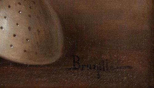 - Alfred Arthur De Brunel de Neuville (1852 - 1941) - The Cats' Meal