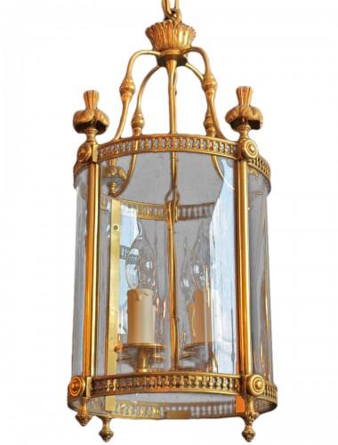 A 19th century lantern.