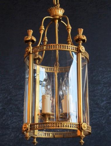 Lighting  - A 19th century lantern.