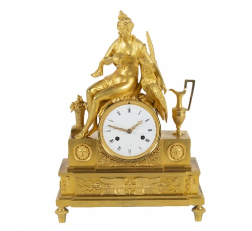 A French 1st Empire clock