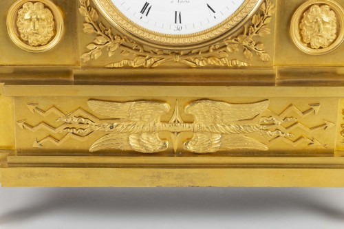 A French 1st Empire clock -
