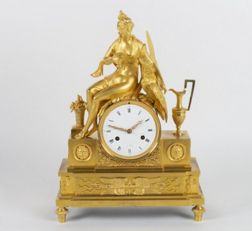 Empire -  A French 1st Empire clock