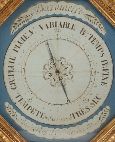 A First Empire period (1804 - 1815) barometer - Decorative Objects Style Empire