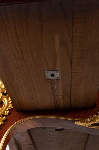 A Desk in Louis XV style. -