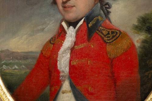 John Brown (1752 - 1787) : Portrait of Sir Edwards -